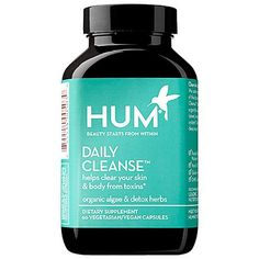 Daily Cleanse™ Supplements - Hum Nutrition   Sephora