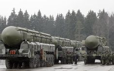 Vladimir Putin has fired intercontinental ballistic missiles that some Russians mistook for an alien invasion during a snap drill of the country's nuclear forces. Norton Rose, Nuclear Force, Nuclear Power, Warsaw Pact, Armored Truck, Ballistic Missile, Arms Race, Korean Peninsula, Military Aircraft