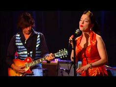 "Jeff Beck & Imelda May as part of their ""Jeff Beck Honors Les Paul'"
