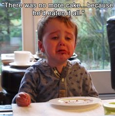 25 Ridiculously Funny Reasons These Kids Are Crying