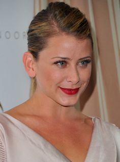 Lo Bosworth Chignon Hairstyles