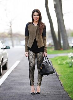23/05/13-Calça: Top Shop / Jaqueta: Zara / Blusa: H / Sapato: Prada / Bolsa: Givenchy