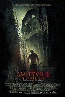 (Remake) The Amityville Horror (2005), MGM, Dimension Films, and Platinum Dunes with Ryan Reynolds, Melissa George, Jesse James, Jimmy Bennett, and Chloe Grace Moretz. This was more fun than the original, although there was a huge left turn from the book and the original story. Still fun.