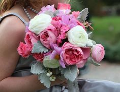 Beautiful and unique florals by Sayles Livingston Flowers.