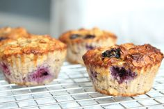Snel gezonde ontbijt muffins met 5 ingrediënten maken, bekijk dan dit recept! Ook lekker als tussendoortje bij de thee.