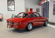 Alfa Romeo GTA 1600 - All Cars for Sale - Cars for Sale - Joe Macari