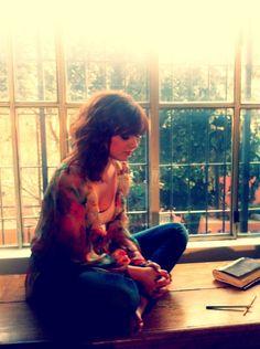Annalisa Scarrone in Blugirl nel video Senza Riserva