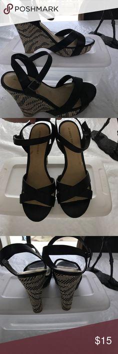 Audrey Brooke Platform Shoe Worn once! Too night for me:(. Super cute on!! Audrey Brooke Shoes Platforms