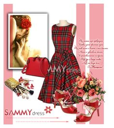 """SAMMYdress III-29"" by marinadusanic ❤ liked on Polyvore featuring Guerlain and sammydress"