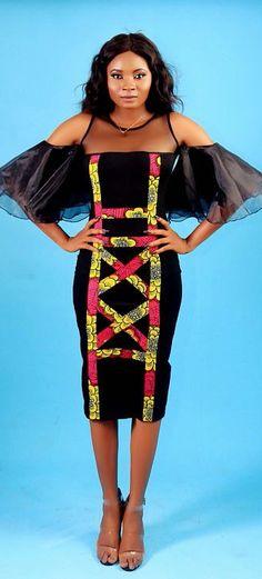 Fashionable African Dresses of Ankara Dresses of the Year! African Inspired Fashion, African Print Fashion, Africa Fashion, Fashion Prints, African Print Dresses, African Dress, African Clothes, African Prints, African Attire