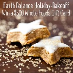 Bake and win! The first 100 entries to our Vegan Holiday Bake-Off will be entered into an exclusive drawing for a $500 Whole Foods Market gift card.   Entries are coming in quickly, so submit your recipes soon! Find out how: http://mjr.earthbalancenatural.com/bake-and-win-a-500-whole-foods-gift-card/ #Vegan #EarthBalance