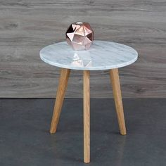 Table basse plateau MARBRE