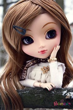 ...adorable Pullip doll