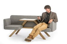 The TOOaPICNIC Chill focuses on low back soft seating and is available in 3 different widths, forming the most compact options within range. Booth Seating, Office Seating, Home Decor Furniture, Home Furnishings, Furniture Design, Chill, Sofa Bench, Cool Chairs, My New Room