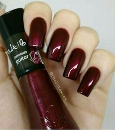 Date night ♡ Date night ♡ Related Posts Manicure and Pedicure Pairings Pedi IG: Clássica❤ Pedicure Tools For Picture Perfect Nails – Just 7 Tools Required Perfect Nails, Gorgeous Nails, Pretty Nails, Amazing Nails, Nails Polish, Nail Polish Colors, Burgundy Nails, Red Nails, Dark Nails