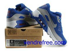 ea1122a5b09e Vendre Pas Cher Homme Chaussures Nike Air Max 90  (couleur blanc