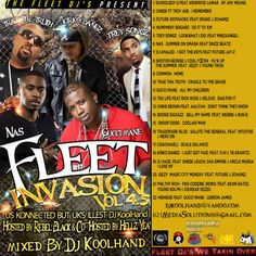 Listen to FLEET NATION INVASION VOL 4.5 Hosted by REBEL BLACK and HELLZ YEA