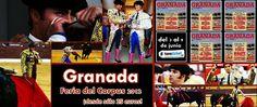Juli, Manzanares, El Fandi, Ponce, Morante, Cayetano....¡Por 25 euros en Granada!¡No dejes pasar estar oportunidad! :) http://www.toroticket.com/108-entradas-toros-granada