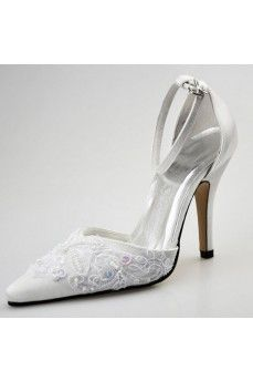 Closed Toe Satin Stiletto Heel Pumps. Grab special discounts up to 70% Off at Abbydress with Discount & Voucher Codes.