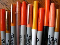 Sharpies are The Bomb!!