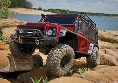 See the Traxxas TRX-4 Scale Trail Rig in Action [Video] https://rcnewb.com/see-traxxas-trx-4-scale-trail-rig-action-video/