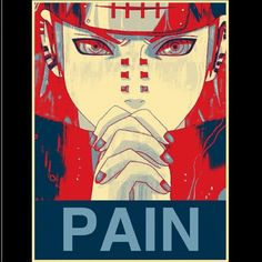 Pein/Pain/Nagato from Naruto