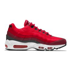 Nike Air Max 95 iD Shoe. Nike.com ($180) ❤ liked on