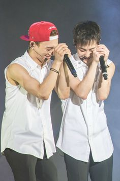140719 Chen and Xiumin | The Lost Planet in Shanghai Day 2