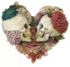 Til death do us part and then back again for eternity with Jesus <3