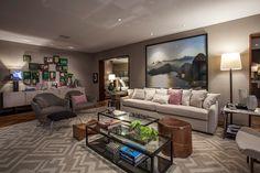 Loft Cosmopolita - Casa Cor. Salas, Rooms