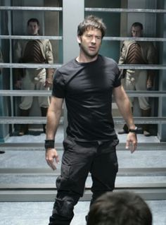 Joe Flanigan, who ruined me for any other man.  Thanks.