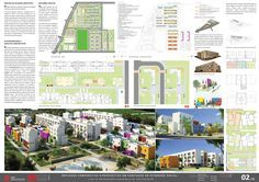 Categoria – Arquitetura e Urbanismo _________________________________________________________________________ Menção Honrosa – Projeto – Reflexão comparativa e propositiva em habitação de interesse…