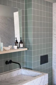 18 Wonderful Small Bathroom Floor Tile Design Ideas To Inspire You – Marble Bathroom Dreams Bathroom Tile Designs, Modern Bathroom Design, Bathroom Interior Design, Bathroom Wall, Bath Design, Wainscoting Bathroom, Bathroom Ideas, Bathroom Ladder, Bathroom Green