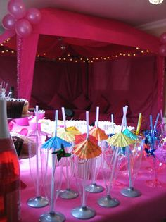 micro-cone cake pops, microphone, disco party, dance party ...