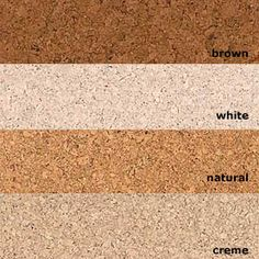 cork flooring - I like white for the kitchen floor
