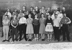 Women at Hanford