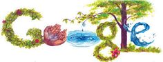 Google Doodles on World Environment Day
