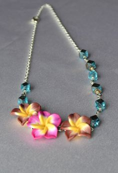 Hawaiian Summer Jewelry Tropical Summer by LittleFlowerCottage, $13.50