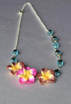 Hawaiian Summer Jewelry Tropical Summer by LittleFlowerCottage, $13.50