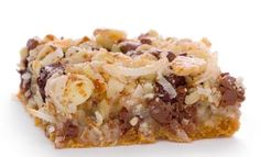 This classic 7 layer cookie bars recipe will have you going back of a second cookie and, heaven forbid!, maybe even a third one.