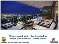 Apartamento 3 Quartos para Venda, Belém / PA, bairro São Brás, 3 dormitórios, 3 suítes, 4 banheiros, 2 garagens, área total 133