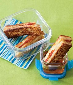 Banana & Bacon French Toast Soldiers « Canadian Family