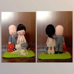 Cake topper made by https://www.facebook.com/Magie-di-feltro-by-LArte-di-Sara-368888759959650/ *** Le Maddine & Maddy https://www.facebook.com/groups/531953423561246/ *** #madeinfacebook #lemaddine #handmade #handcrafted #instagram #instapic #instagood #picoftheday #instacool #cool #cute #sewing #embroidery #felt #pannolenci #cake #topper #wedding #love #instalove #memory #bride #lartedisara #cat #bouquet