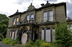 Horncliffe Mansion a 3rd view. Oh God do I love this place for some reason, I haven't even been there! It's weird.