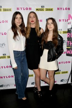 Learn how to pull off Haim's look with nylonmag.com