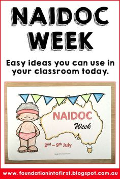 How To Produce Elementary School Much More Enjoyment Naidoc Week Activities You Can Use In Your Classroom To Celebrate Aboriginal And Torres Strait Islander Achievements. Simple Ideas For The Primary Classroom Teacher. Primary School Curriculum, Primary Education, Elementary Education, Special Education, Classroom Teacher, Primary Classroom, Teacher Blogs, Classroom Ideas, Social Studies Activities