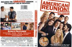 American Reunion DVD Cover | American Reunion (2012) R1 – Movie DVD – Front DVD Cover -