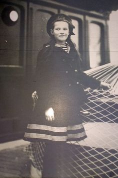 Grand Duchess Tatiana Romanov, 1907 <3
