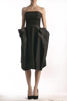 Venette Waste - Waste Couture - Orchidea dress