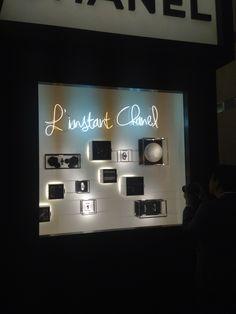 Chanel Window Fitting, Flat Screen, Chanel, Blood Plasma, Flatscreen, Dish Display